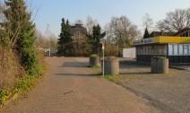 De grens bij Venlo